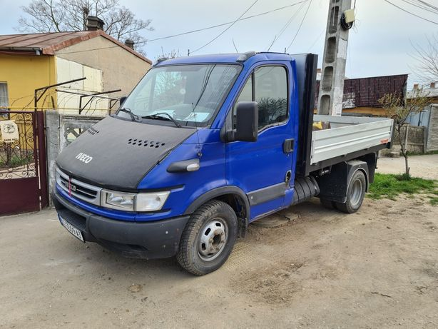 Vand IVECO DAILY basculabil