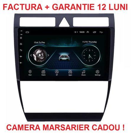 Navigatie Android Audi A6 C5 ( 1997 - 2004 ) , Noua , Garantie , 2 GB