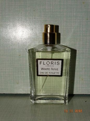 Parfum Floris White Rose