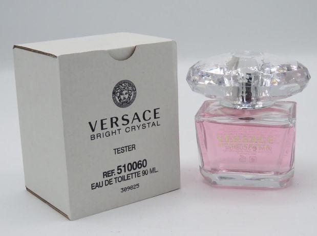 Чувственный Женский парфюм Versace Bright Crystal 90ml тестер-оригинал