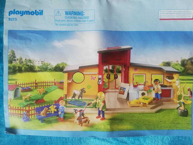 Playmobil City Life, Hotelul animalutelor