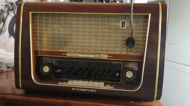 Radio de colectie Stassfurt