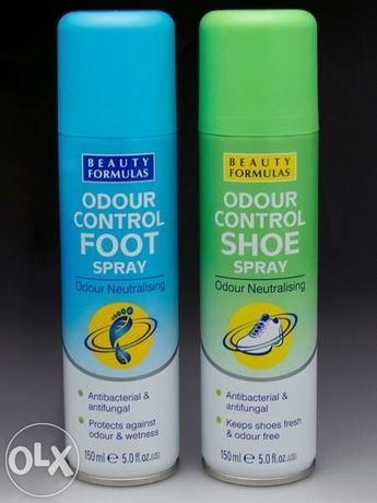 Beauty Formulas, спрей за крака и обувки, кремове за крака