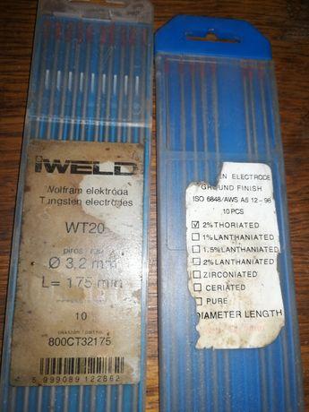 electrozi wolfram tungsten