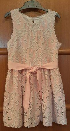 Нарядное платье фирмы Next(Англия), 7 лет(122см), в отл.состоянии.