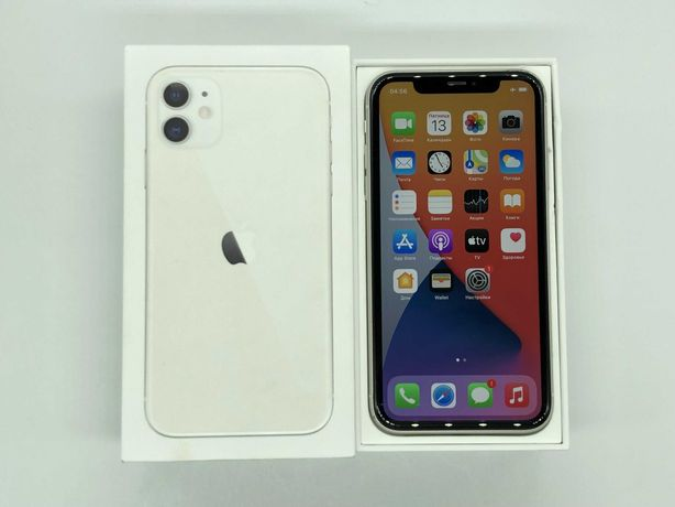 Рассрочка 0% IPhone 11 6gb White