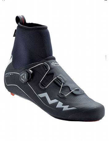 Pantofi ghete iarna ciclism bicicleta Northwave Flash Gtx Winter 37 NO