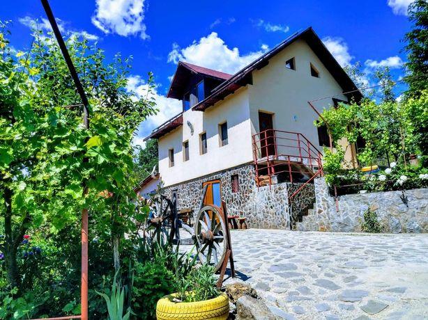 Casa de vacanta cazare cabana pensiune Calimanesti Caciulata