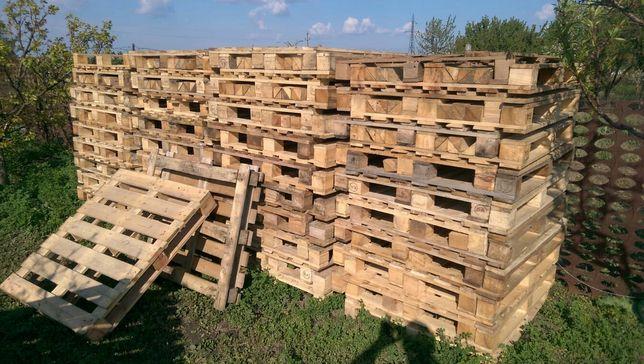 Vând paleti lemn(albi) 1200x1000
