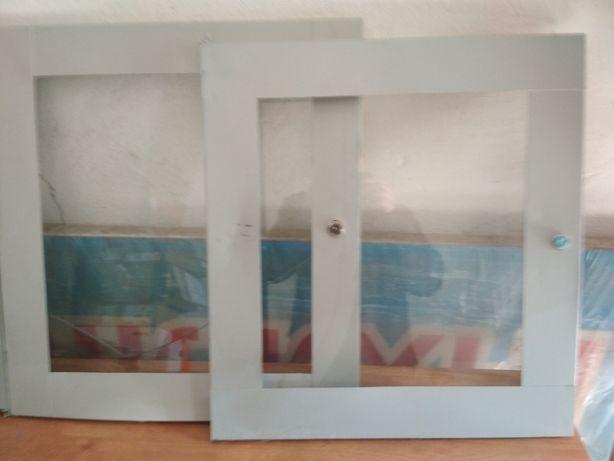 Дверца на шкаф серверный