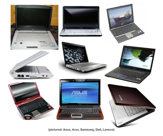 Laptop Core2duo 4GB 160HDD