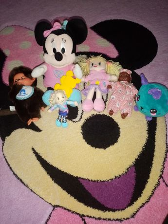 Minnie interactiva