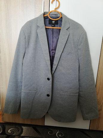 Мъжко спортно сако Slim fit H&M тънко , размер 50