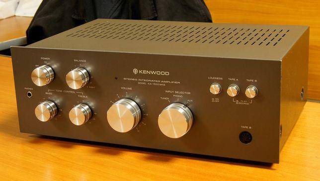 Amplificator Kenwood KA-1500 MK II