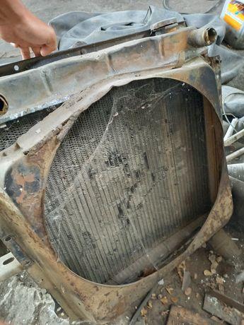 Радиатор от Маз 6
