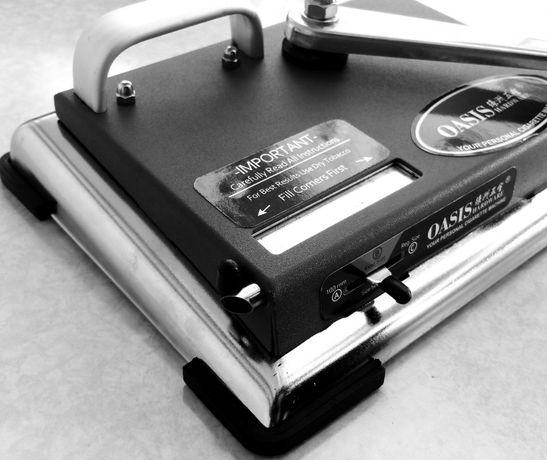 Ръчна метална машинка за пълнене на цигари