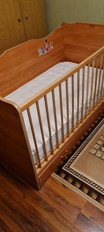 Детско -бебешко легло с леки забележки