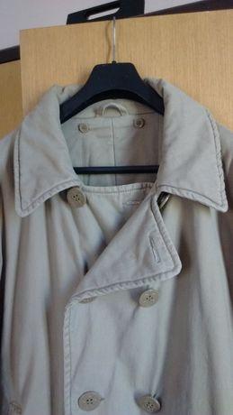 Мъжко бежово палто XXXL peacoat