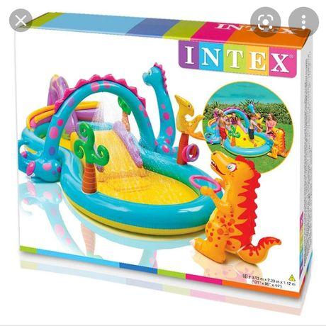 Детский игровой центр производство intex 57135