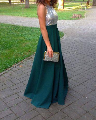 Rochie lungă mărimea S