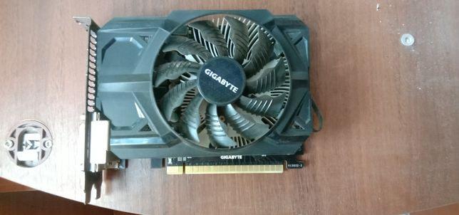 Видеокарта AMD Radeon 2 gd