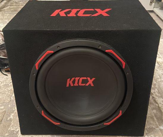 Сабвуфер «Kicx GT310BPA» в отличном состоянии!