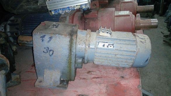 Мотор редуктор, редуктори РЦС 80- 1.1кВт/ 30об./мин.