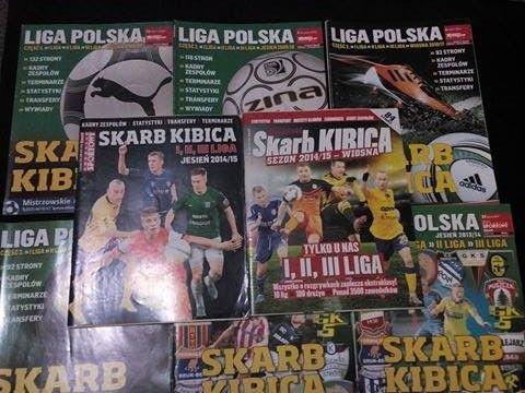 Полски списания - годишници