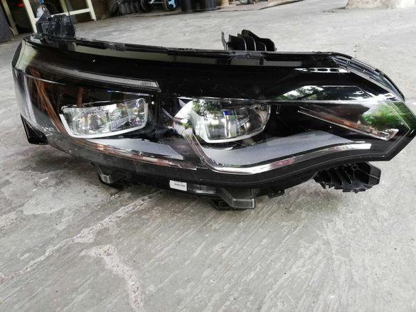 Фар за Рено Талисман десен LED/Фар Renault Talisman FULL LED  talisman