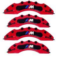 Капаци за спирачни апарати BMW M power БМВ червени комплект