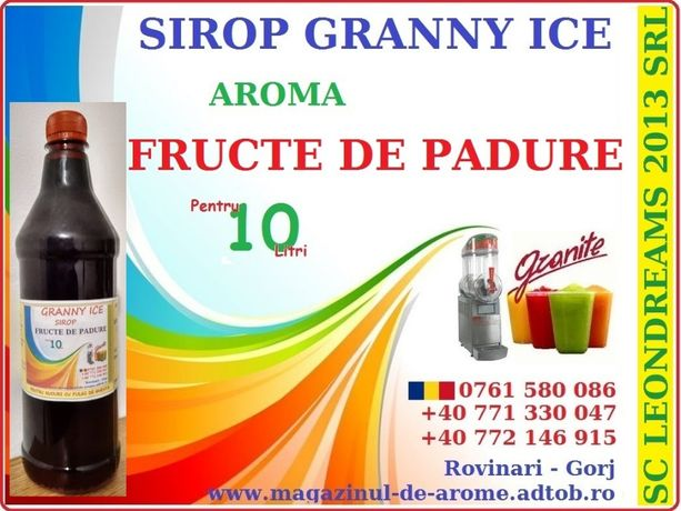 Sirop Granny Ice Fructe de padure