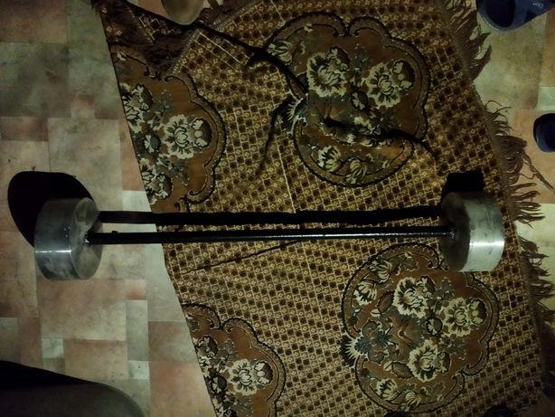 штанга 45 кг обмен