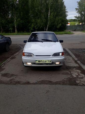 Продам авто Лада 2114 цвет белый! 2013 года выпуска цвет белый