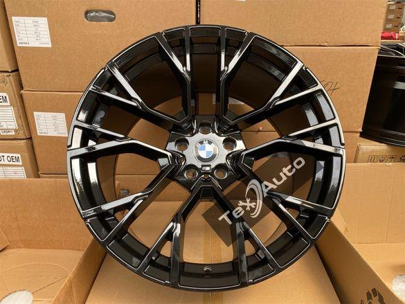 """20"""" Джанти за BMW M Sport X5 X6 G05 G06"""