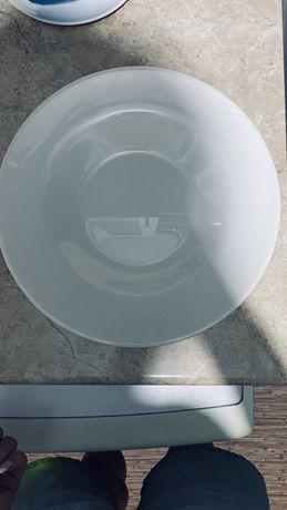 Тарелка фарфор под горячее