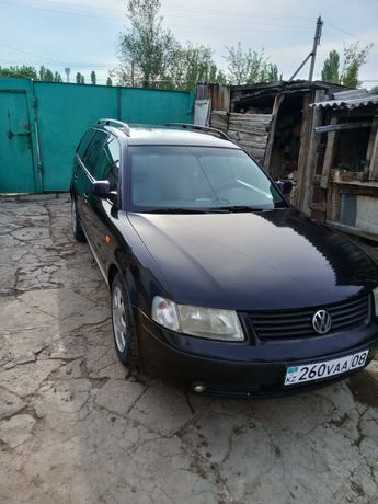 Volkswagen Passat б5.1997 года.