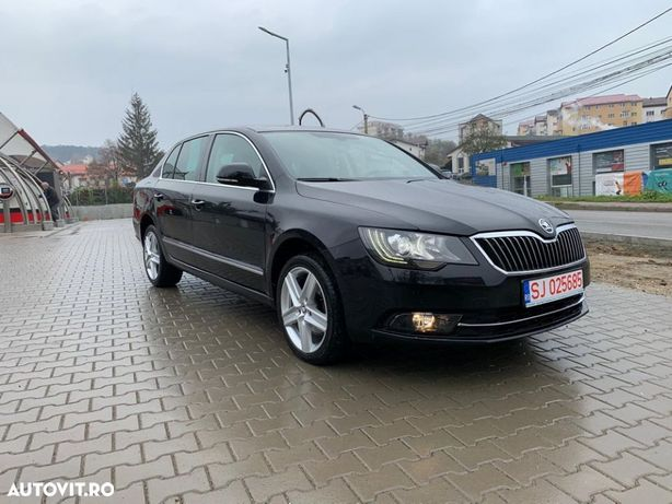 Skoda Superb 2.0 TDI Suerb II Facelift