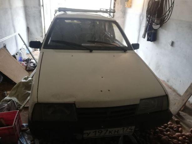 Продав автомобиль ВАЗ2199