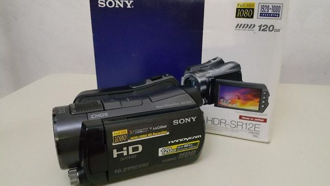 Видеокамера HD Sony