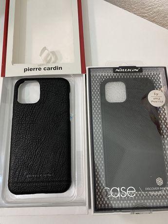 Pierre Cardin кейс iphone 11 pro