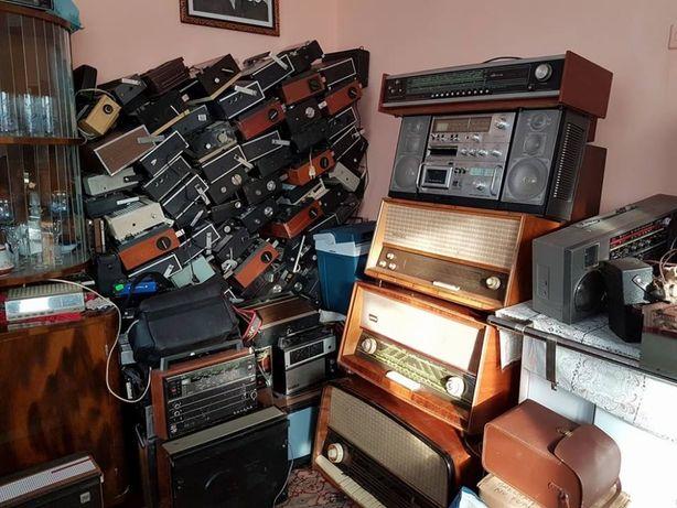 Radio de colectie Selena,Gloria, VF, Sokol, Neptun,Grunding, ITT. etC