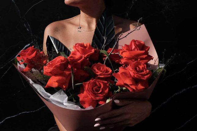 Изысканные цветы с оттенками любви и заботы, авторские букеты