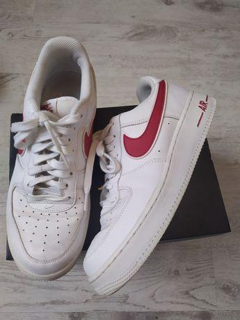 Nike Air force 1 red gum 42;42,5 2чивта