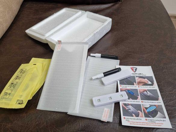 Huawei P30 Pro UV стъклен протектор