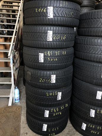 245/35/21 Pirelli M+S Transport Gratuit factura Garantie