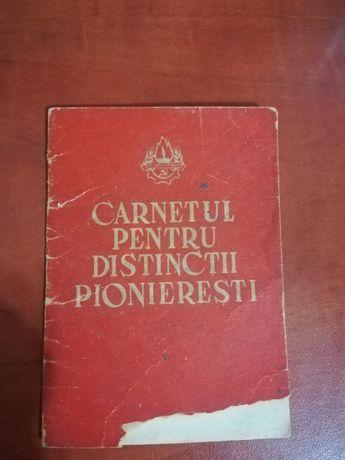 Carnet pionier