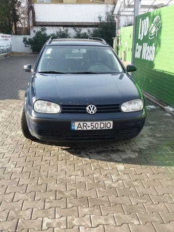 VW golf 4, IV, an 2003, motor ASZ 1.9 TDI, 131 CP, 278.000 Km