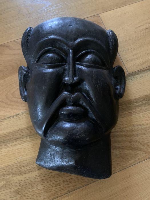 Sculptura in lemn de esenta tare Dumbravita - imagine 1