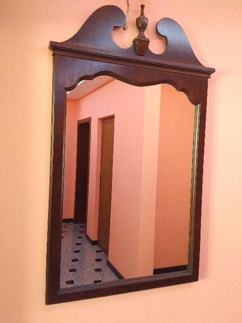 Интериорно огледало за коридор антре с Дървена рамка Дърво Дървено