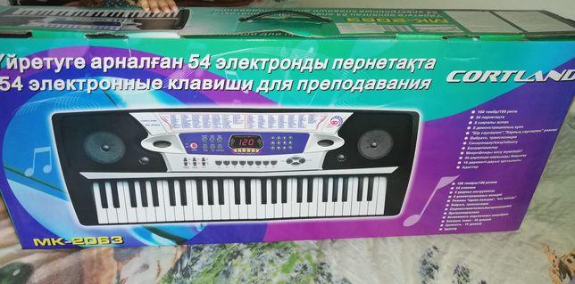 Продам новая фортепиано,либо обмен на что-то интересное. поучительный